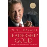 Leadership Gold John Maxwell Kindle