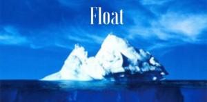 iceburg float