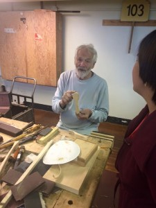 woodcarving The Studio  C 2